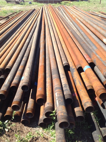 Used Oil Pipes Hamilton Tx